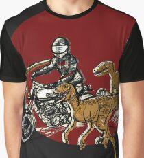 Typno and velociraptor Graphic T-Shirt