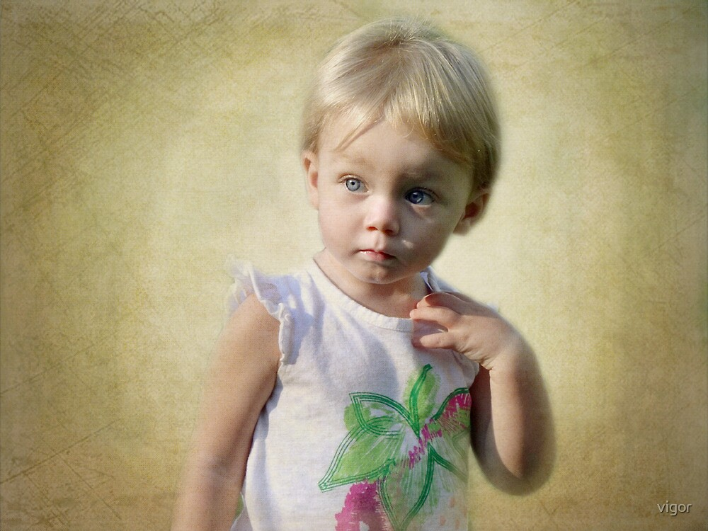 Through the eyes of a child by vigor