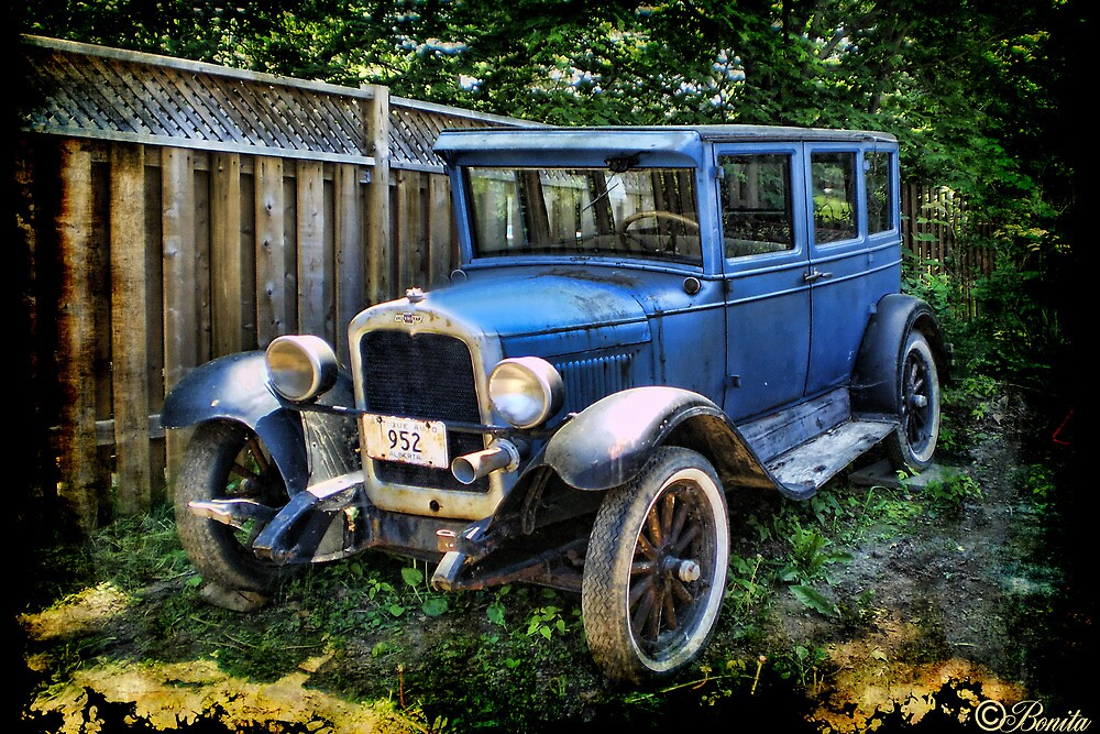 ☝ ☞ 1926 Ford Chevy Model T Coupe - ☝ ☞ by ✿✿ Bonita ✿✿ ђєℓℓσ