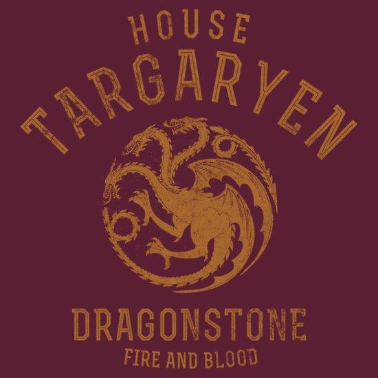 TShirtGifter presents: House Targaryen