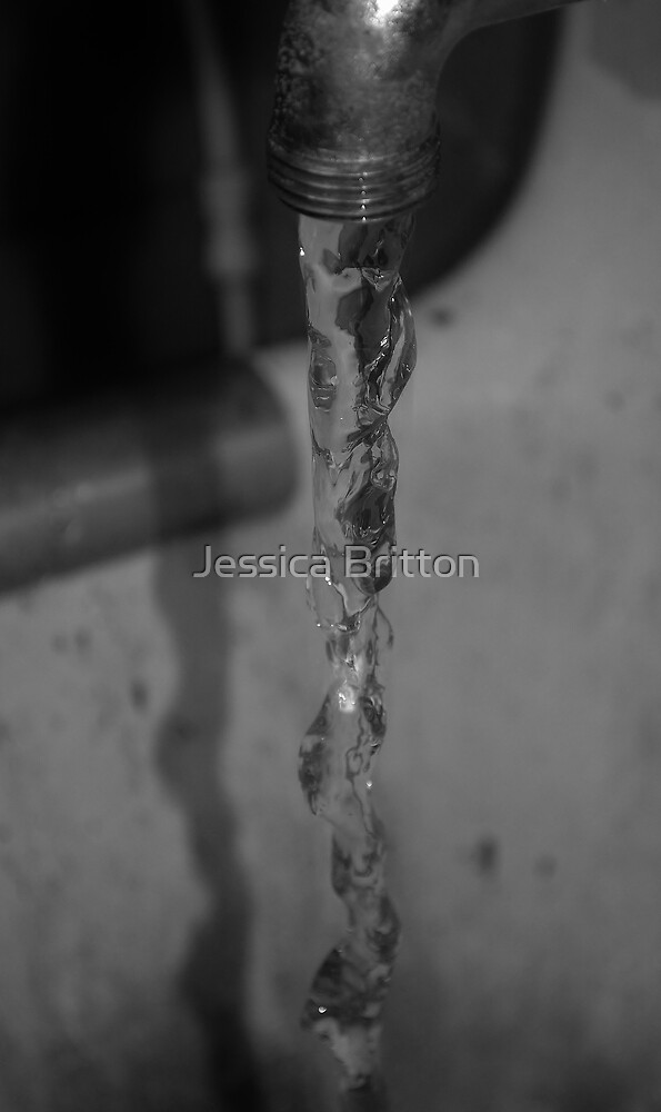 Running Water by Jessica Britton