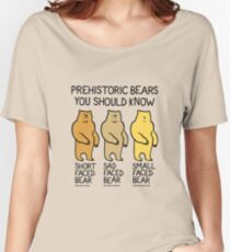 Prehistoric Bears You Should Know Women's Relaxed Fit T-Shirt
