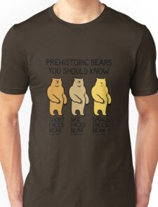 Prehistoric Bears You Should Know T-Shirt