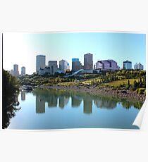 Downtown Edmonton Poster