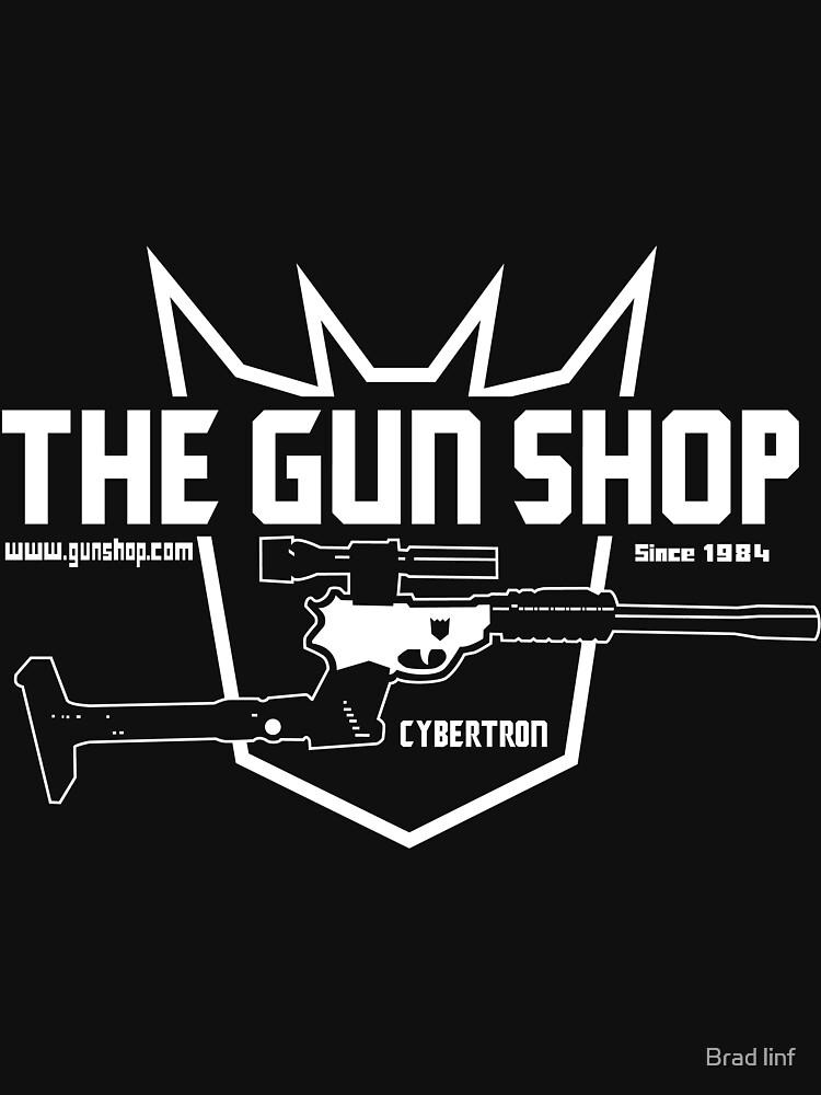 The Cybertron Gun Shop by Artbone