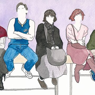 The Breakfast Club by wtfiamisaid