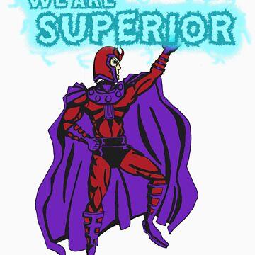 Magneto by Axxerous