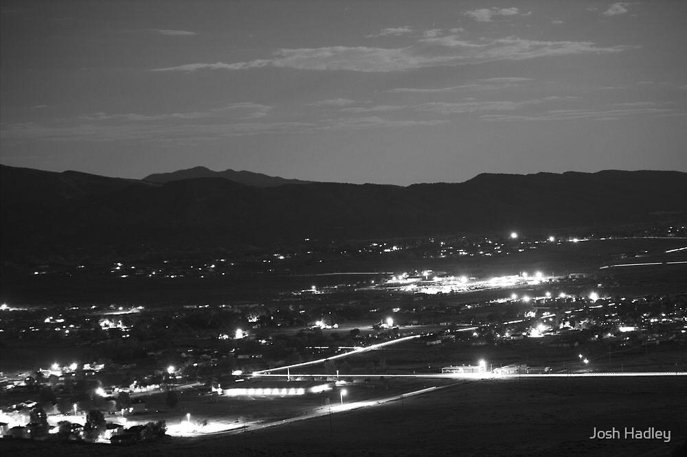 Canon Nights B&W by Josh Hadley