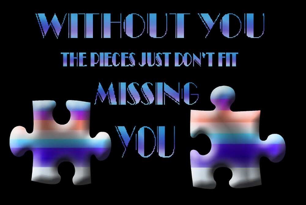 ❀◕‿◕❀ WITHOUT U MISS U ❀◕‿◕❀ by ✿✿ Bonita ✿✿ ђєℓℓσ