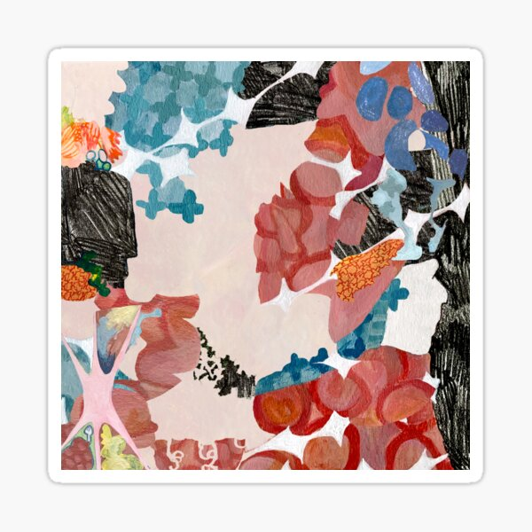 Texture 1 Sticker