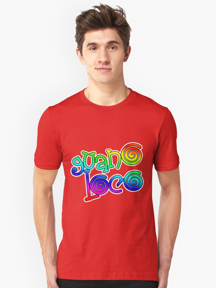 Guano Loco Unisex T-Shirt Front