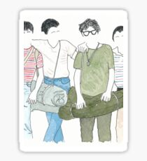 Stand By Me - Always Sticker
