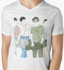 Stand By Me - Always Men's V-Neck T-Shirt