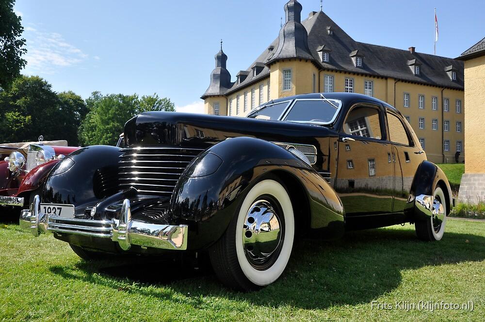 Cord 812 Sc Sedan (1937) by Frits Klijn (klijnfoto.nl)