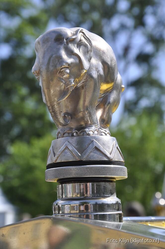 Delage CO2 Grand Sport Torpedo Tourer hood ornament (1922) by Frits Klijn (klijnfoto.nl)