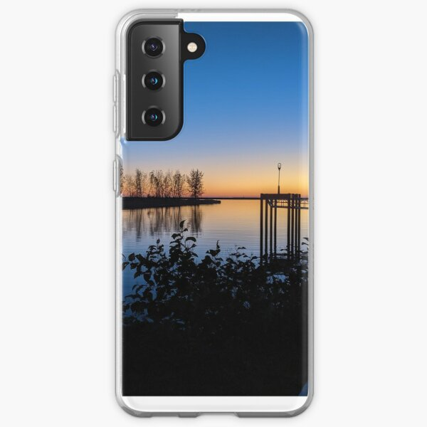 Pointe Paddle Sunset Samsung Galaxy Soft Case