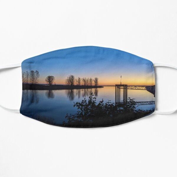 Pointe Paddle Sunset Flat Mask