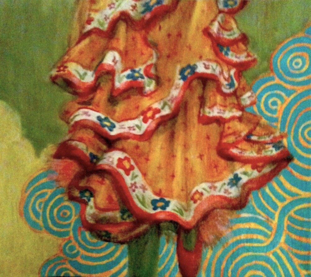 Flamenco Dress by SharksEatMeat