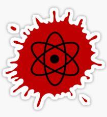 atom physicist tbbt  Sticker