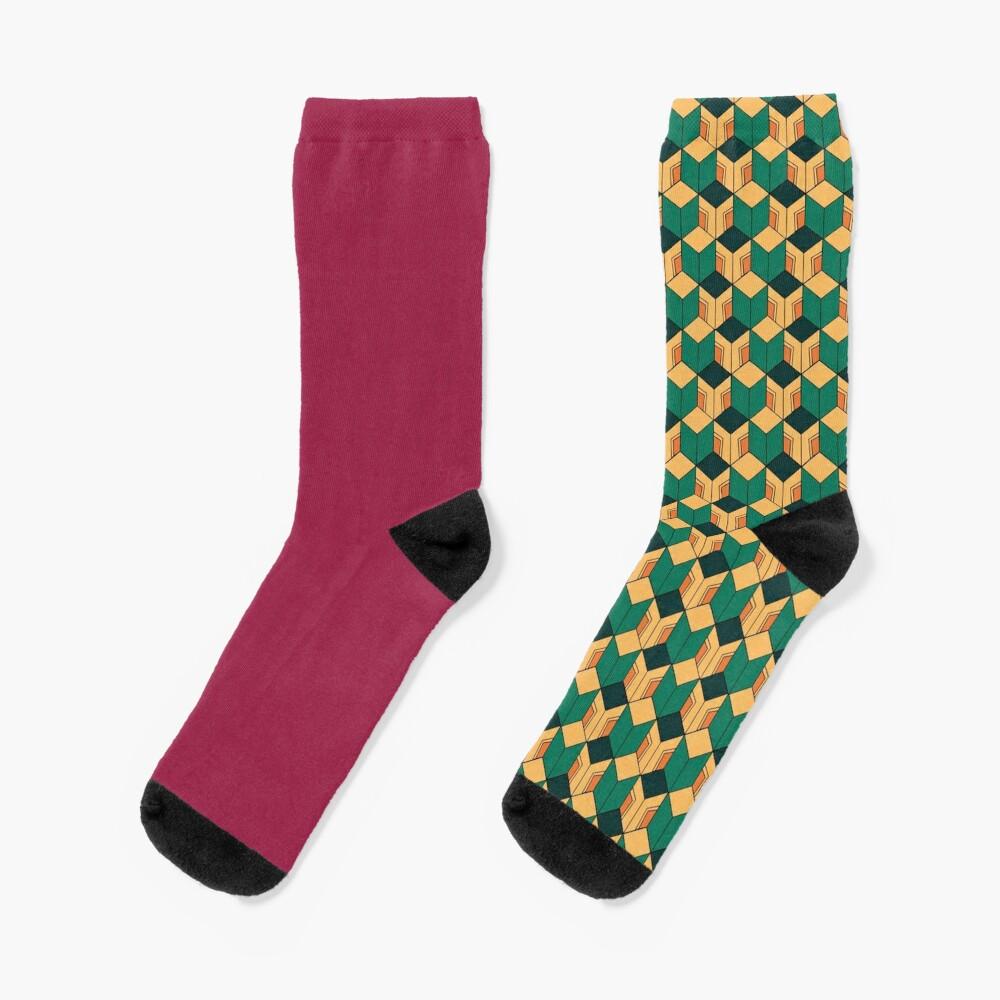Tomioka pattern Socks