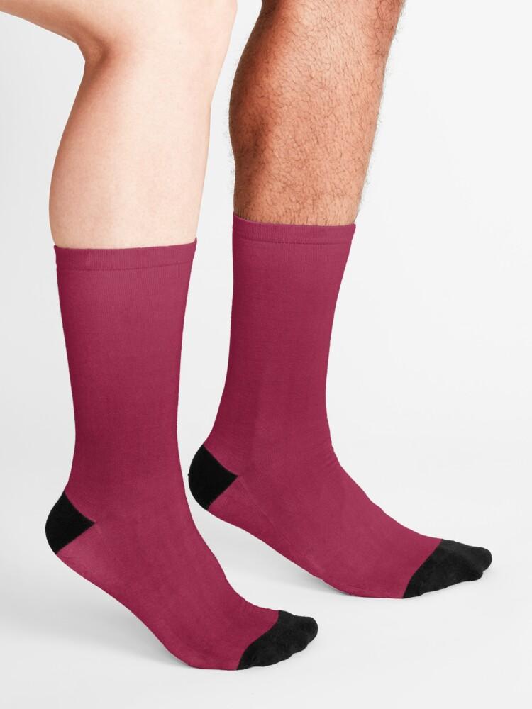 Alternate view of Tomioka pattern Socks