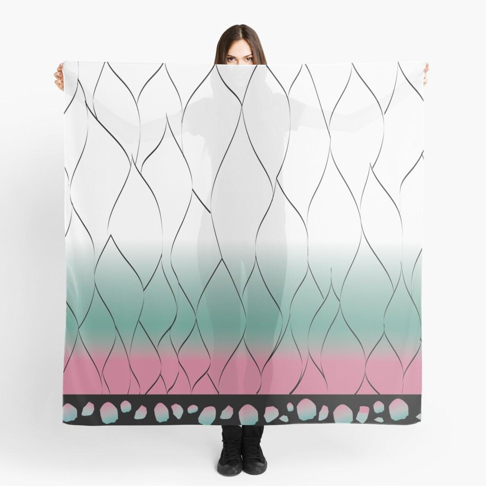 Shinobu pattern Scarf