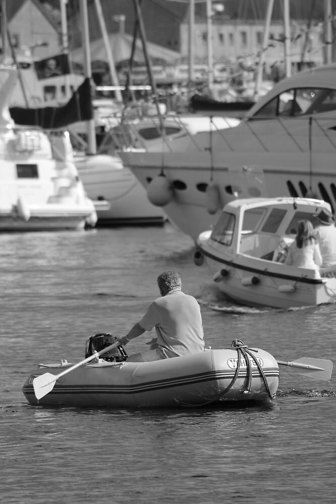 boatman  by Aaron  Wahab