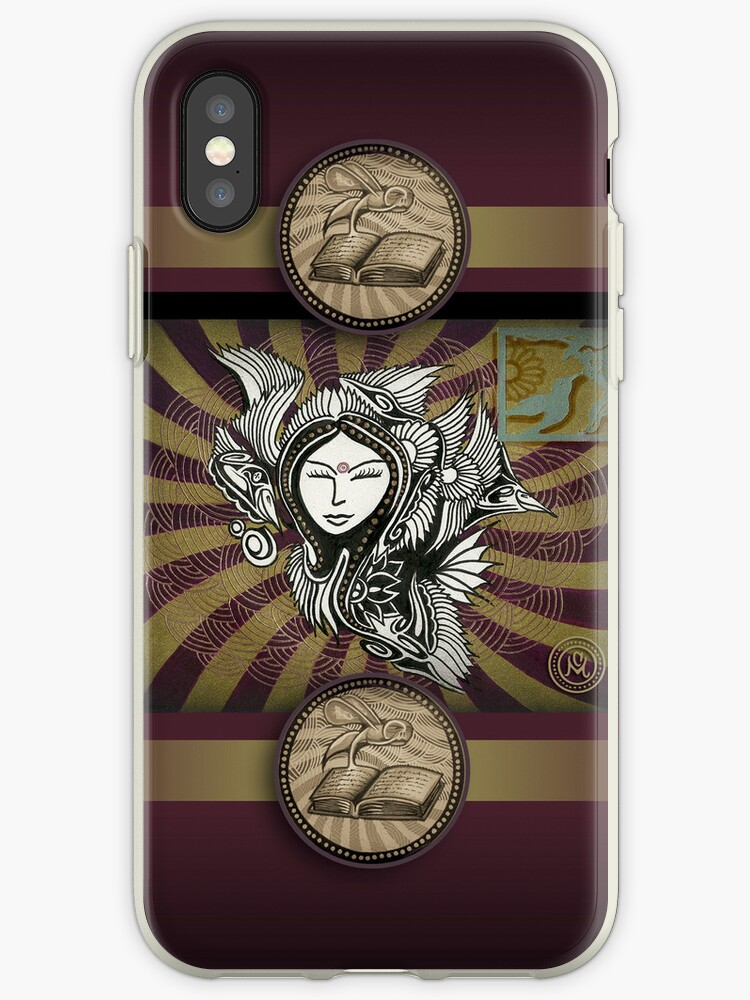 Muse Iphone Case by Psycheart