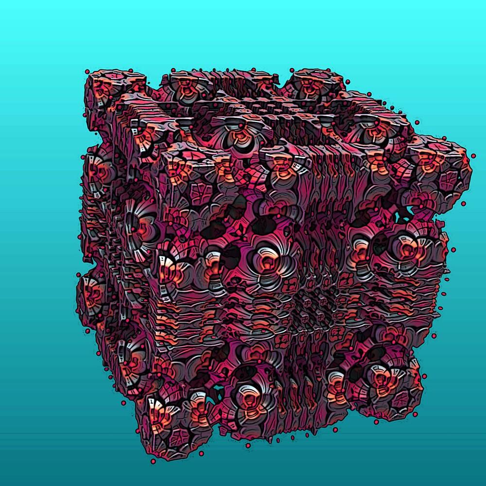 Fractal box by glaktor