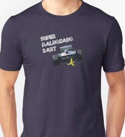 Super Maldonado Kart T-Shirt