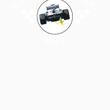 Super Maldonado Kart Classic by wtf1