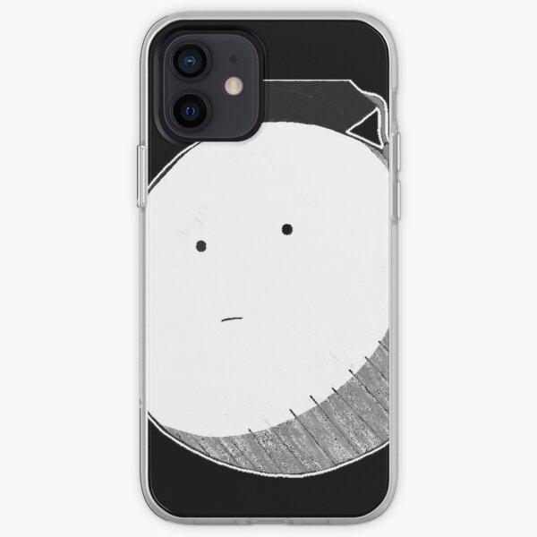 Assassination Classroom - Koro Sensei bruh face ! Coque souple iPhone