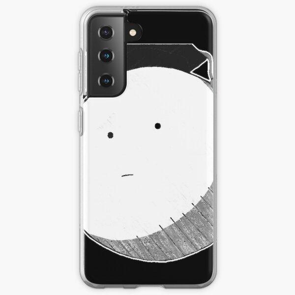 Assassination Classroom - Koro Sensei bruh face ! Coque souple Samsung Galaxy