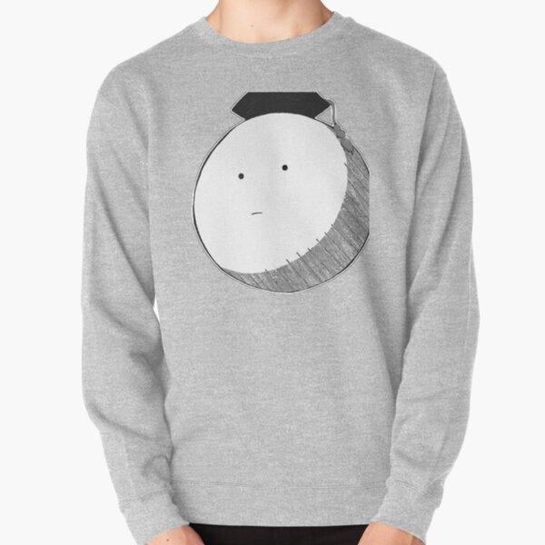 Assassination Classroom - Koro Sensei bruh face ! Sweatshirt épais