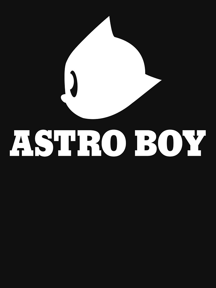 Astro Boy in White by popnerd