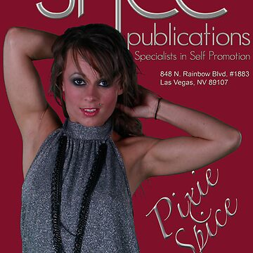 Spice Publications - Pixie Spice Poster 1 by SpicePub