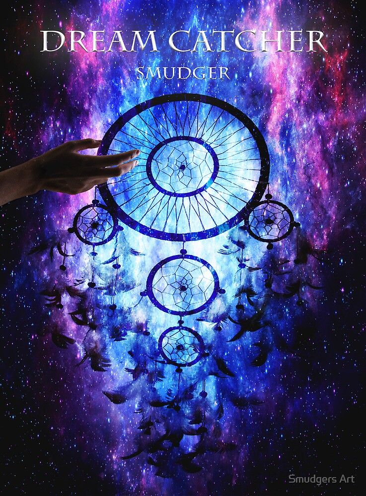 The Dream Catcher by Smudgers Art