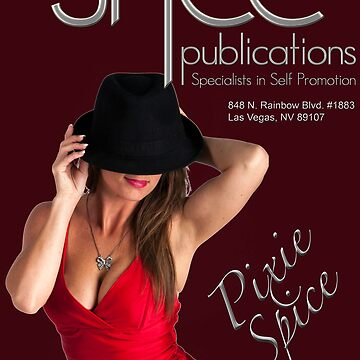 Spice Publications - Pixie Spice Poster 5 by SpicePub