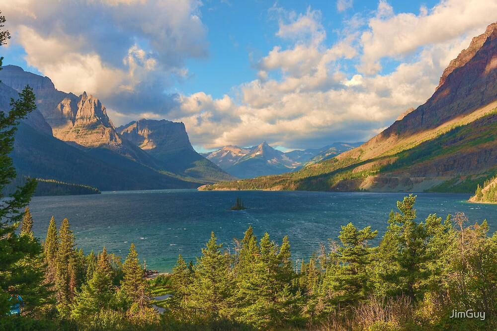 Wild Goose Island overlook 2 by JimGuy
