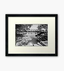 Lisle Community Park Framed Print