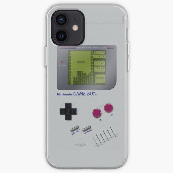 Gameboy case iPhone Soft Case