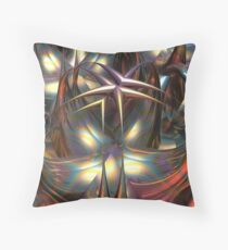 Reflective In Nature Throw Pillow