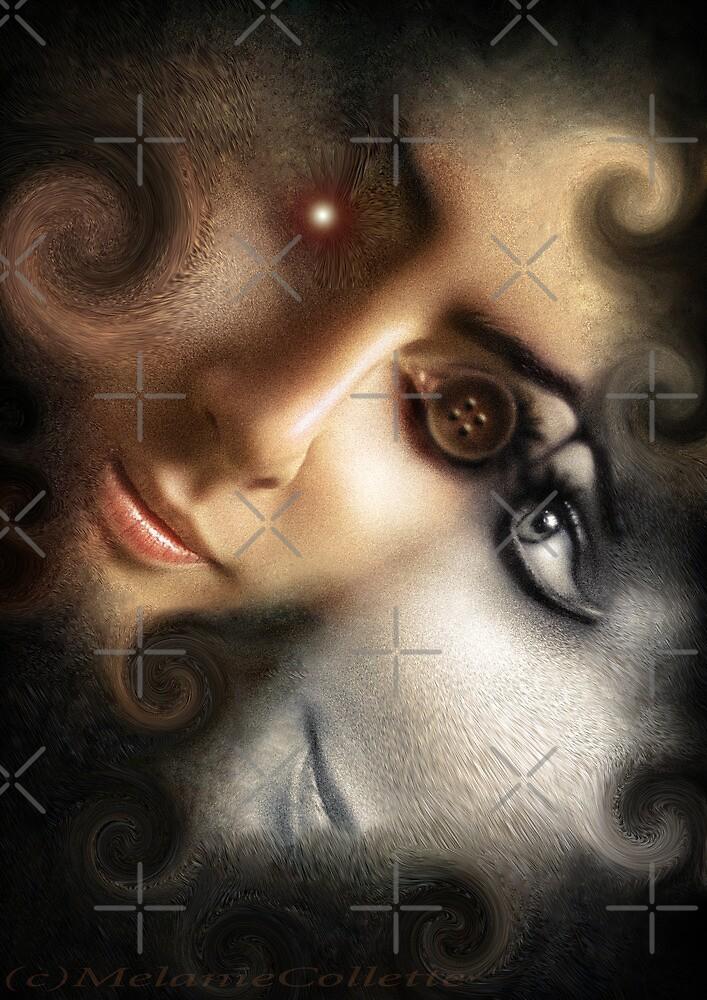 Antimatter by Melanie Collette