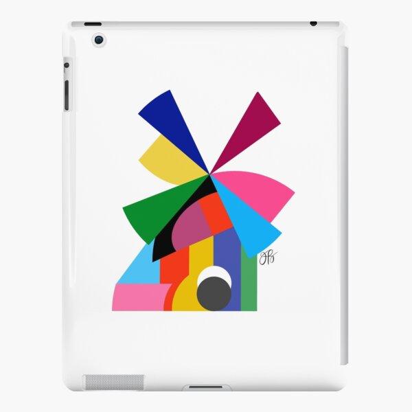 Abstract Windmill iPad Snap Case