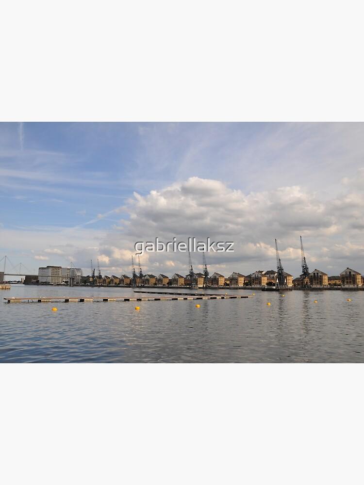 Urban river by gabriellaksz