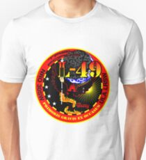 NRO Launch 49 (NRO L-49) Logo Unisex T-Shirt