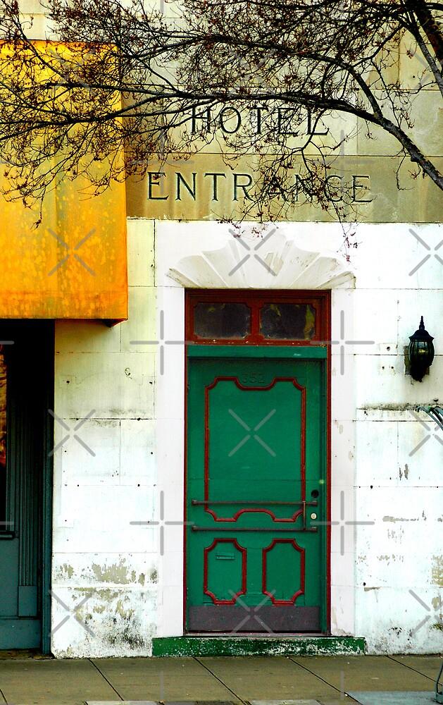 Hotel Entrance by PhOtOgaljan