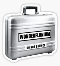 Wonderflonium! Sticker