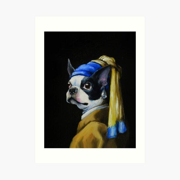 animaux très peignables :) Impression artistique