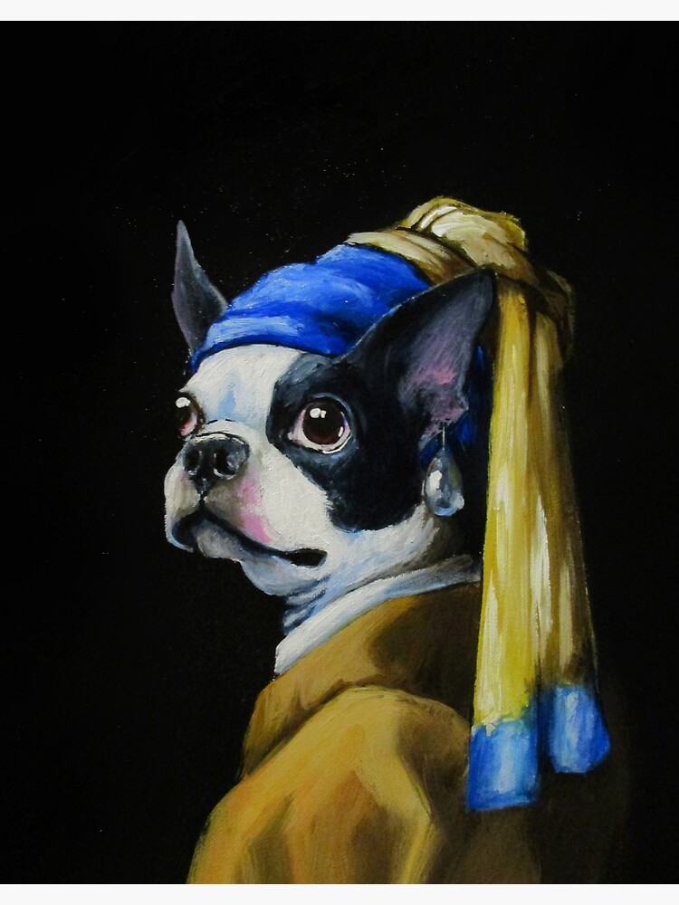 With a Pearl Earring by kelliehill